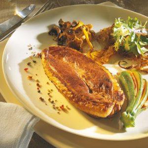 Magret de canard à la plancha recette