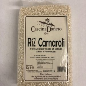 riz à risotto carnaroli