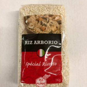 riz arborio origine italie