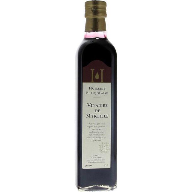 Vinaigre de myrtille Huilerie Beaujolaise 50cL